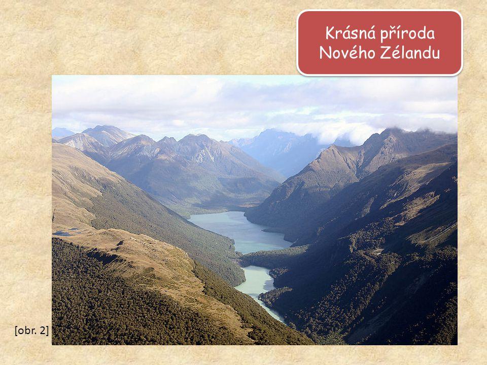 Krásná příroda Nového Zélandu [obr. 2]
